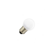 Led lamp E27 voor prikkabel 1W wit