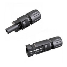 Solar mc4 multi-contact connector set male en female